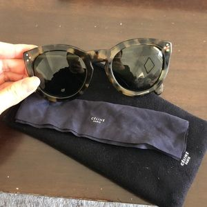 Beautiful tortoise Celine Sunglasses